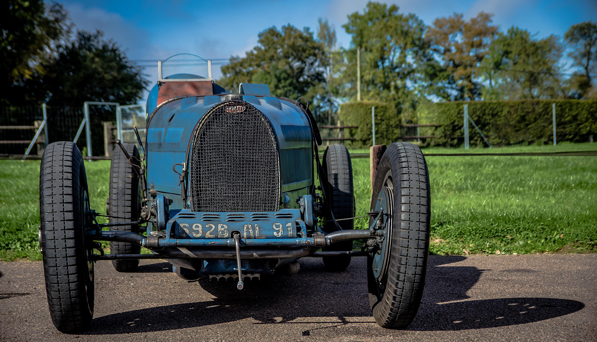 Bugatti Typ 35 photography by Foturist.de Bad Saarow Classics