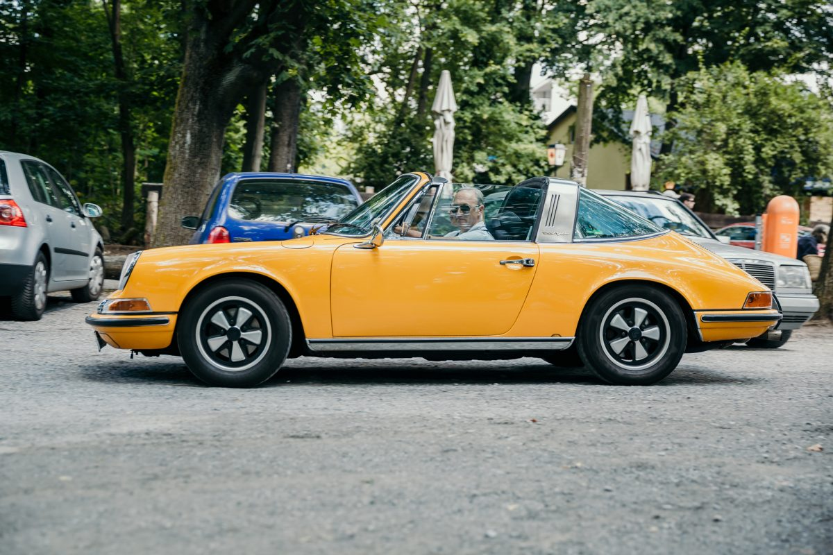 Bad Saarow Classics THE DRIVE 1 Landpartie Porsche 911 Targa