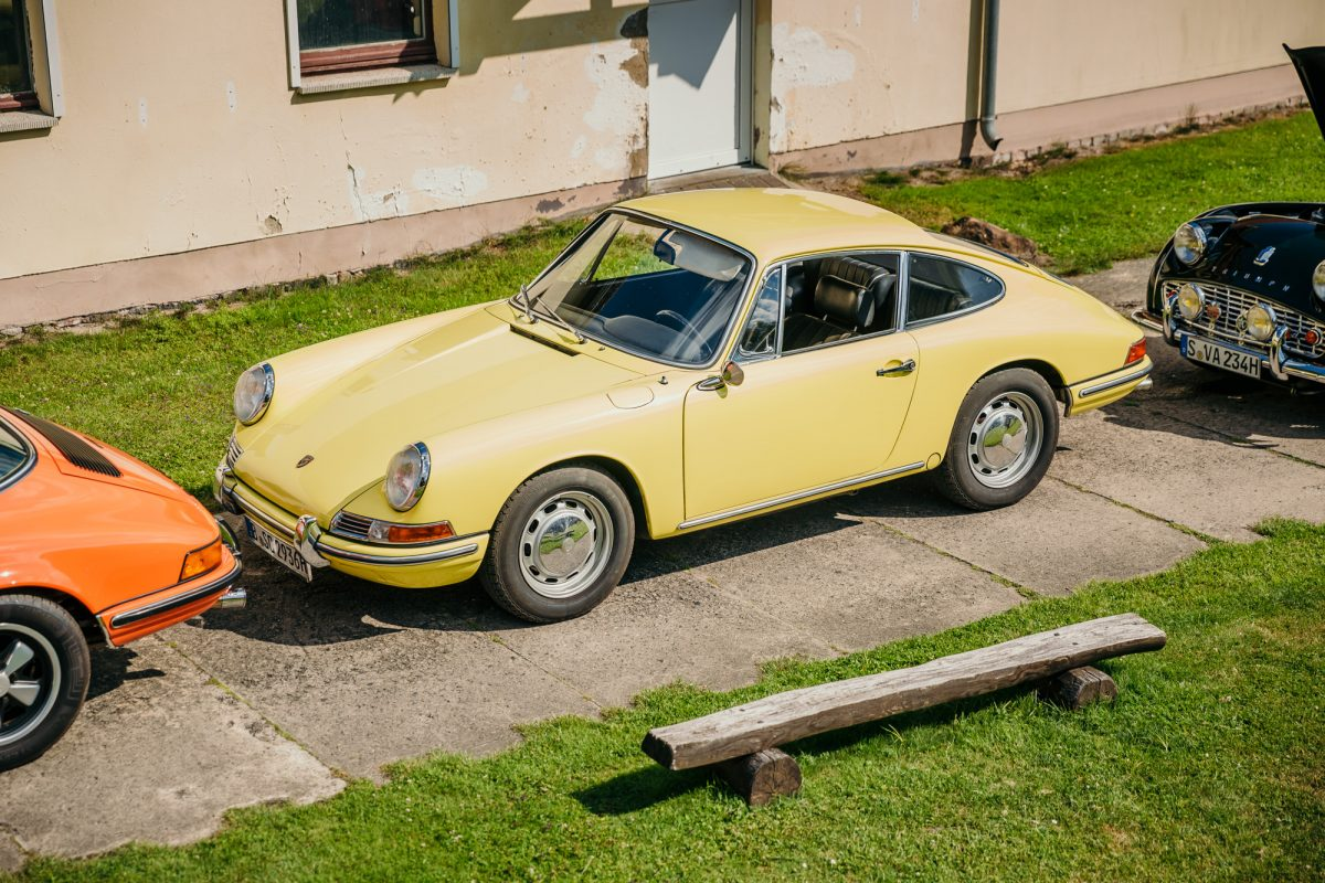 Bad Saarow Classics THE DRIVE 1 Landpartie Porsche 912