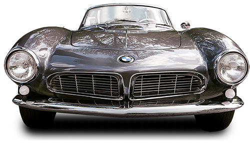 BMW 507 Roadster bei der Bad Saarow Classics